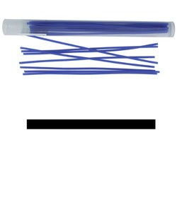 CA695-06 = Wax Wire Blue RIBBON 6ga