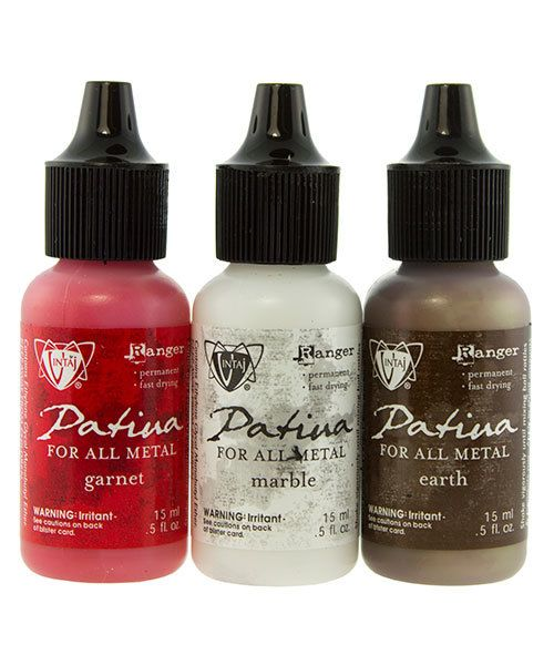 PM4105 = Vintaj Patina Ink Set - 3 Colors - Painted Barn