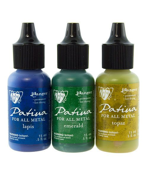 PM4106 = Vintaj Patina Ink Set - 3 Colors - Faded Pickup