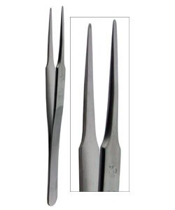 Dumont TW3652A = TWEEZER ANTIMAGNETIC DUMONT #2A STAINLESS STEEL