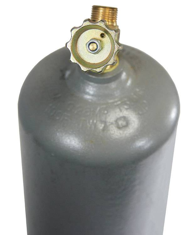 14.046 = ACETYLENE TANK 10 CUBIC FOOT CAPACITY