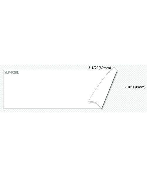 DTA6217 = Address Labels for Seiko Smart Printer 1-1/8'' x 3-1/2'' - Box of 260