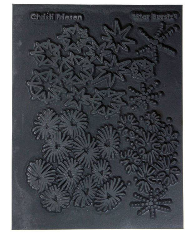 PN4749 = Texture Stamp - Star Burstz by Christi Friesen