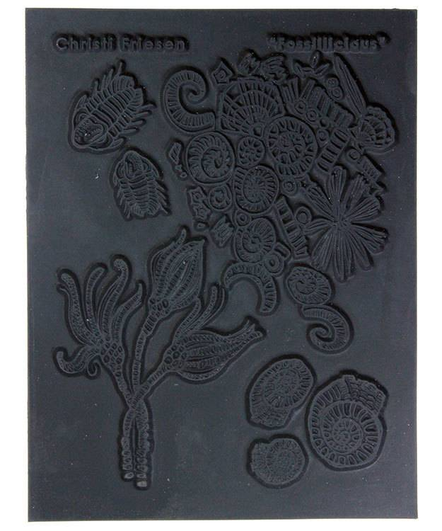 PN4752 = Texture Stamp - Fossillicious by Christi Friesen