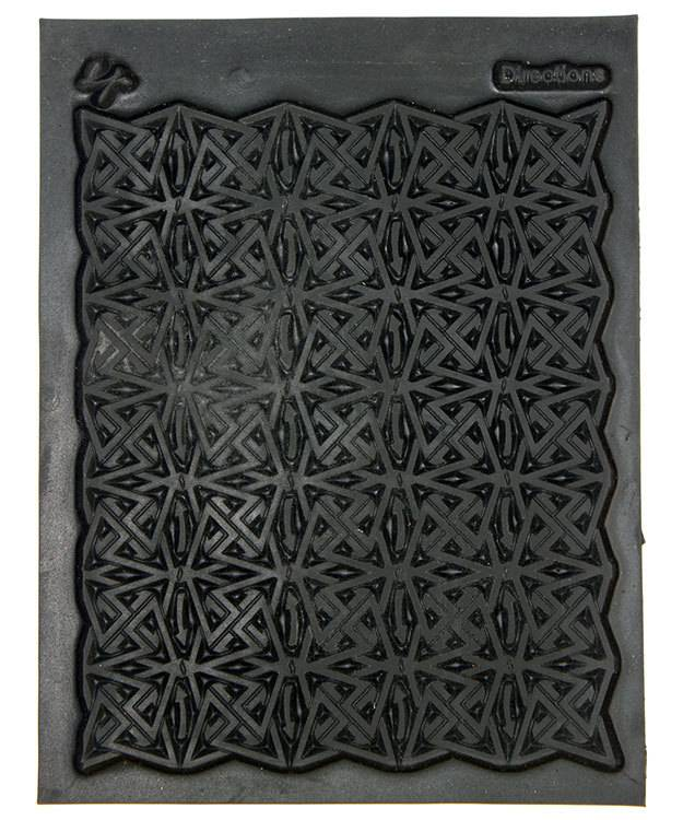 PN4736 = Texture Stamp - Directions by Lisa Pavelka
