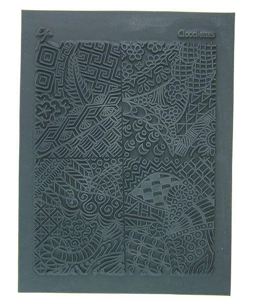 PN4719 = Texture Stamp - Cloodettes by Lisa Pavelka