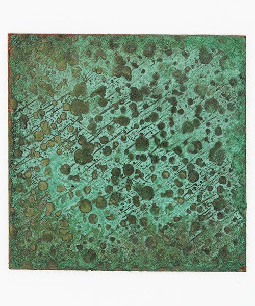 Pm4220 Swellegant Patina Tiffany Green Rust 2oz By