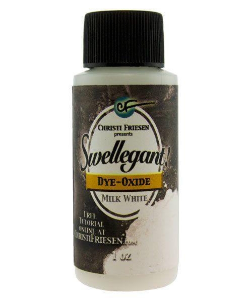 PM4238 = Swellegant Dye-Oxide Milk White 1oz