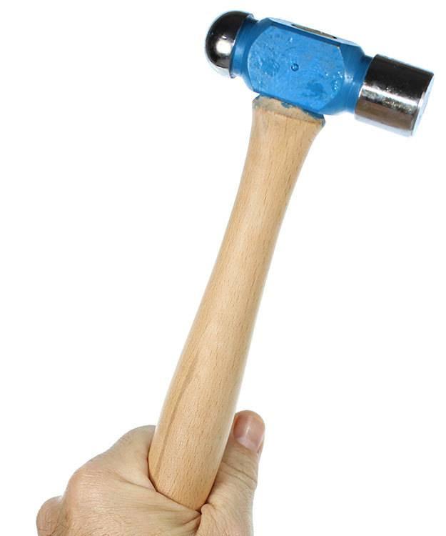 HA3718 = Supreme Ball Peen Hammer 8oz