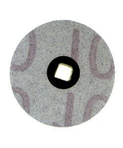 10.01126 = Aluminum Oxide Magnum Snap On Sanding Disc Coarse 7/8'' dia (Pkg of 100)