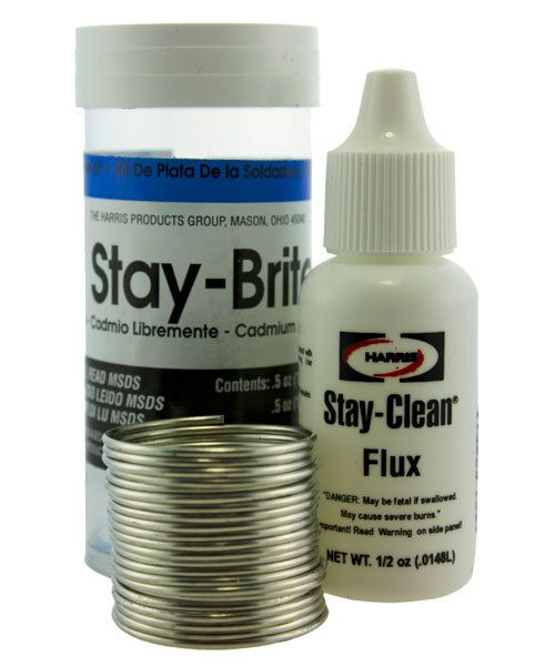 54.452 = Stay-Brite Solder Kit with Flux