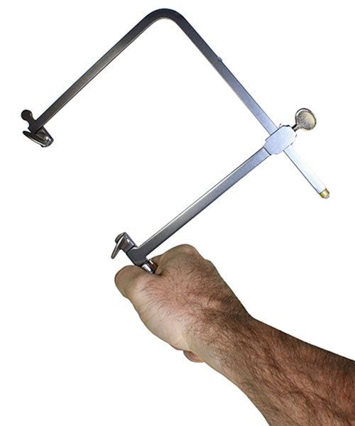49.706 = Standard Adjustable Saw Frame - 6'' Depth