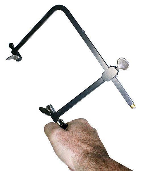 49.705 = Standard Adjustable Saw Frame - 5'' Depth