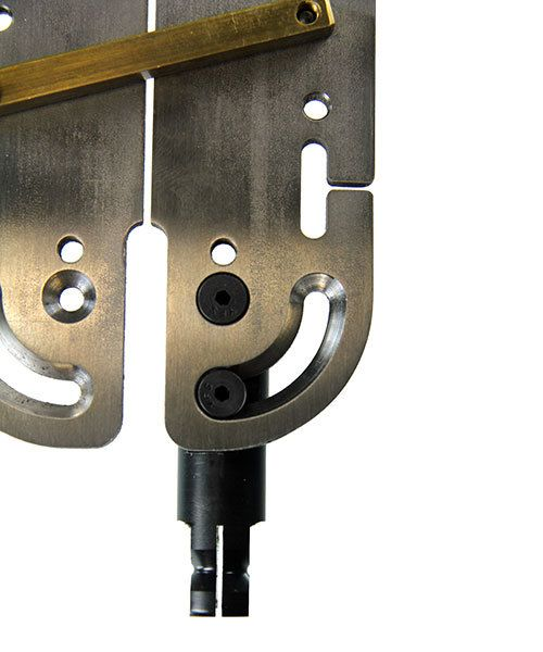 Knew Concepts BP1000 = Stainless Steel Bench Pin by Knew Concepts