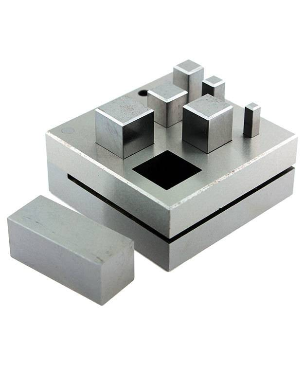 DA2402 = Square Disc Cutter Set of Seven Sizes 4mm to 16mm