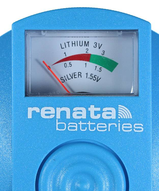 BA101 = BATTERY TESTER & WATCH ANALYZER