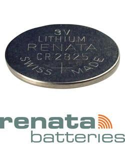 BA2325 = Battery - Renata 3v Lithium - #2325 (Pkg of 10)