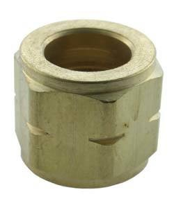 BT271-06 = REPLACEMENT FUEL HOSE NUT for LITTLE TORCH HOSE
