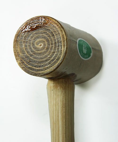 Garland 37.704 = Rawhide Mallet by Garland  (2'' face / 11oz head)