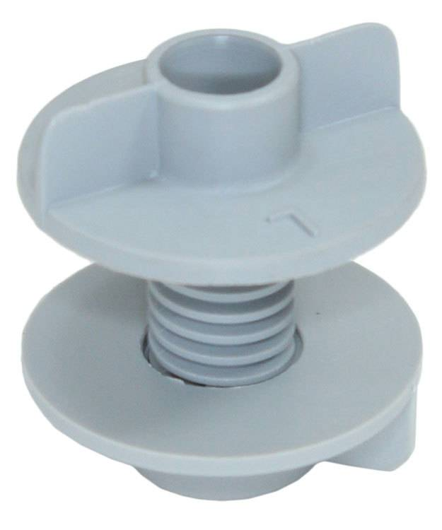 Foredom Electric DC1000-04 = Radial Disc Adapter for Tapered Spindle (Left Side)