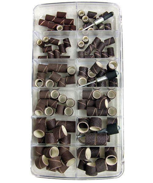 3M ST7099 = 3M Aluminum Oxide Arbor Band Abrasive Kit 93pcs