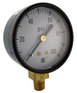 CL303-01 = Pressure Gauge for Hoffman JEL3 Steam Cleaner  (#026149)