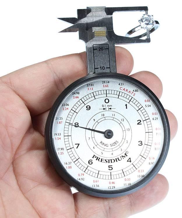 GA4609 = Presidium Dial Gauge