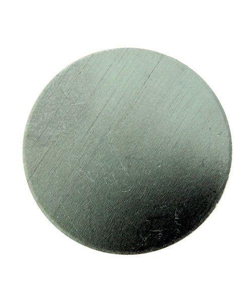 MSAL10520 = Aluminum Soft-Strike Stamping Blank - CIRCLE 1-1/4'' (Pkg of 24)