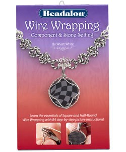 BK5314 = BOOK - WIRE WRAPPING: COMPONENT & STONE SETTING