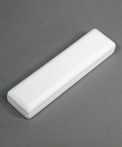 DBX1909W = Leatherette Bracelet Box White (EACH)
