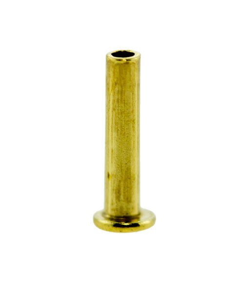 CCBR1033 = BRASS RIVETS 1/16''dia x 9/32''long for RIVET TOOL (50pcs)