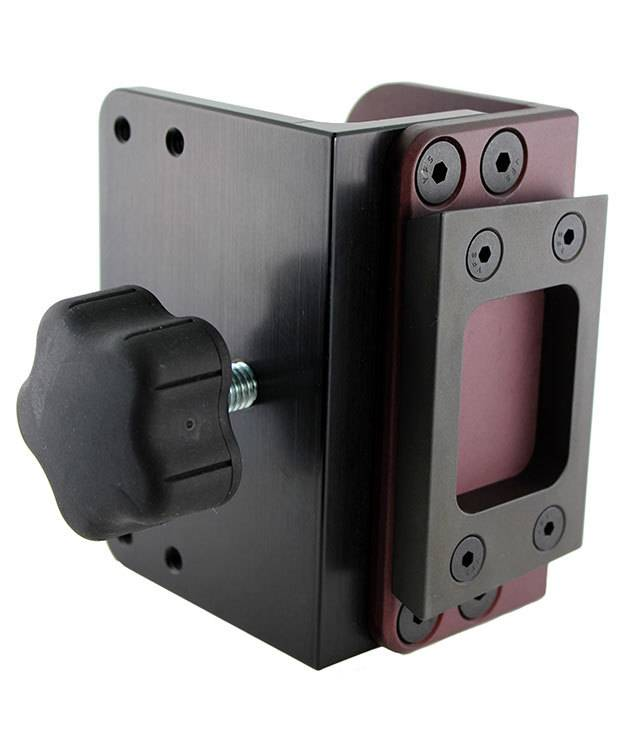 Knew Concepts BP1003 = Bench Clamp with Anvil Top by Knew Concepts