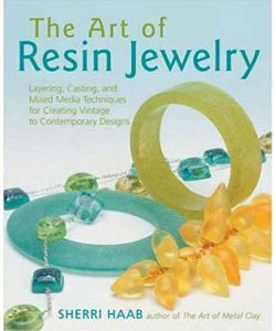 BK5331 = BOOK - ART OF RESIN JEWELRY