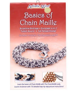 BK5311 = BOOK - BASICS OF CHAIN MAILLE
