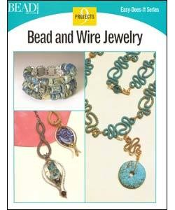 BK5157 = BOOK - Bead and Wire Jewelry