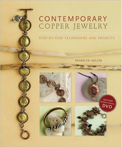 BK5347 = BOOK - CONTEMPORARY COPPER JEWELRY with DVD