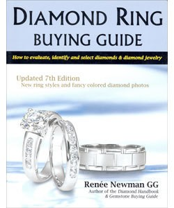 62.404 = BOOK - DIAMOND RING BUYING GUIDE