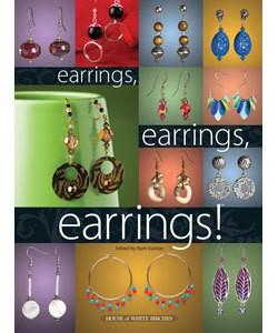 BK5332 = BOOK - EARRINGS, EARRINGS, EARRINGS!