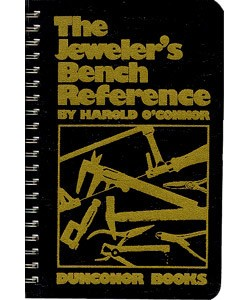 62.460 = BOOK - JEWELER'S BENCH REFERENCE
