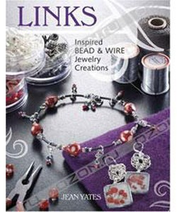 BK5321 = BOOK - LINKS: INSPIRED BEAD AND WIRE JEWELRY CREATIONS