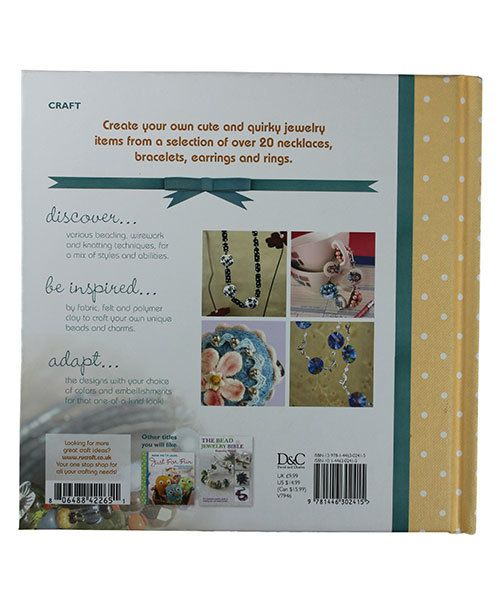 BK5381 = BOOK - MAKE ME I'M YOURS...JEWELRY