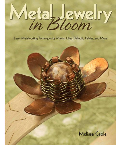 BK5374 = BOOK - METAL JEWELRY IN BLOOM