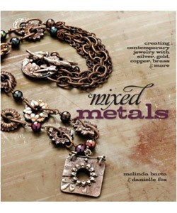 BK5262 = BOOK - MIXED METALS:CREATING CONTEMPORARY JEWELRY