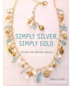 BK5308 = BOOK - SIMPLY SILVER, SIMPLY GOLD