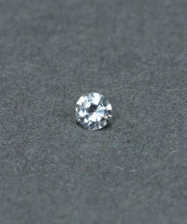 CZRD2.5 = Cubic Zirconia Round 2.5mm (Pkg of 10)