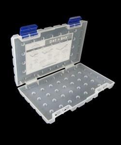 BX4090 = DOT BOX STORAGE SYSTEM MEDIUM EMPTY OUTER CASE