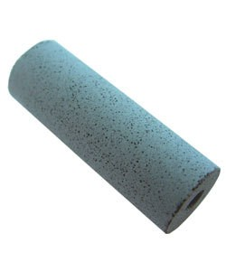 EVE Abrasives 10.01372 = EVE Silicon Abrasives COARSE/WHITE CYLINDER 13/16'' (x10)