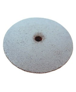 EVE Abrasives 10.01369 = EVE Silicon Abrasives COARSE/WHITE KNIFE EDGE WHEEL 5/8'' (x10)