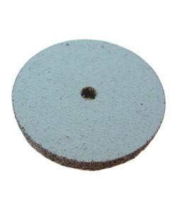 EVE Abrasives ST1371 = EVE Silicon Abrasives COARSE/WHITE SQUARE EDGE WHEEL 5/8'' (x10)