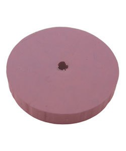 "EVE Abrasives 10.01380 = EVE Silicon Abrasives EXTRA FINE/PINK  SQUARE EDGE WHEEL 5/8"" (x10)"